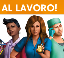 The Sims 4 Al Lavoro! – Expansion Pack