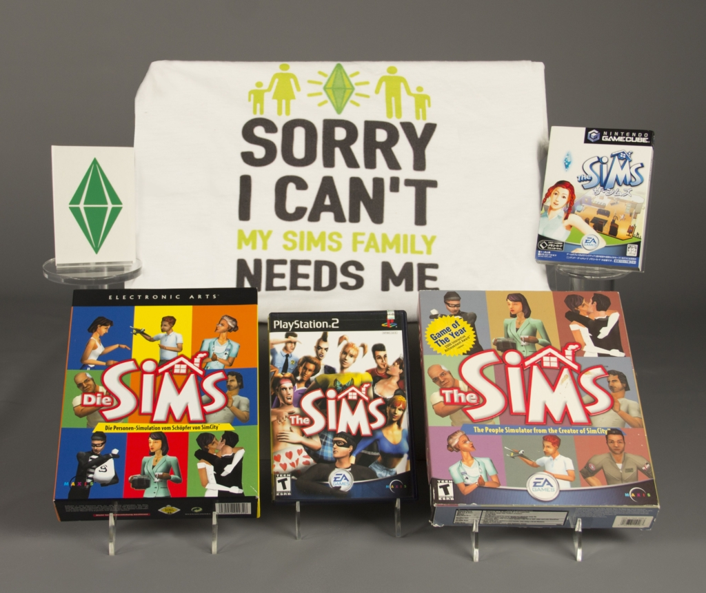the sims all of fame