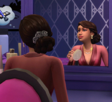 The Sims 4 Vintage Glamour Stuff è finalmente disponibile