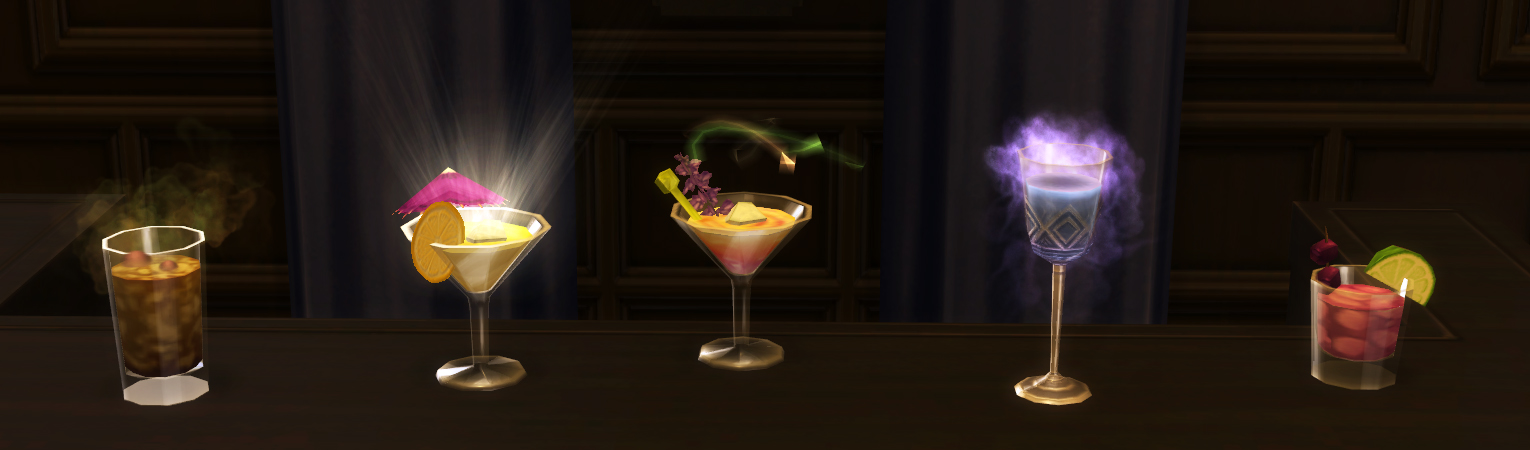 the sims 4 vampiri cocktail