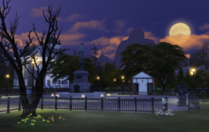 the sims 4 forgotten hollow
