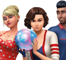 STRIKE! The Sims 4 Serata Bowling Stuff è finalmente disponibile!