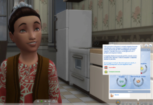 the sims 4 vita da genitori empatia