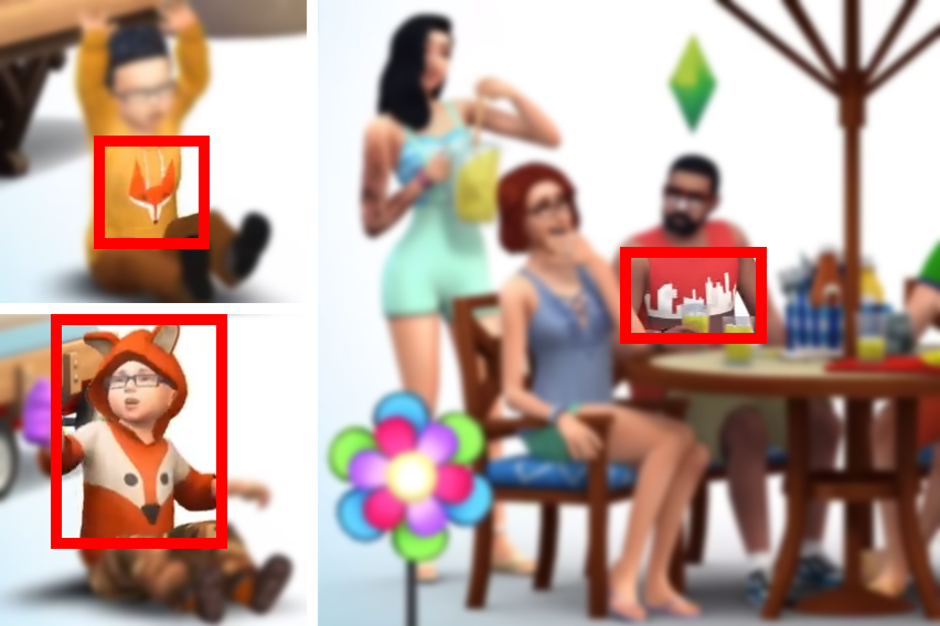 the sims 4 quarter pets easter egg