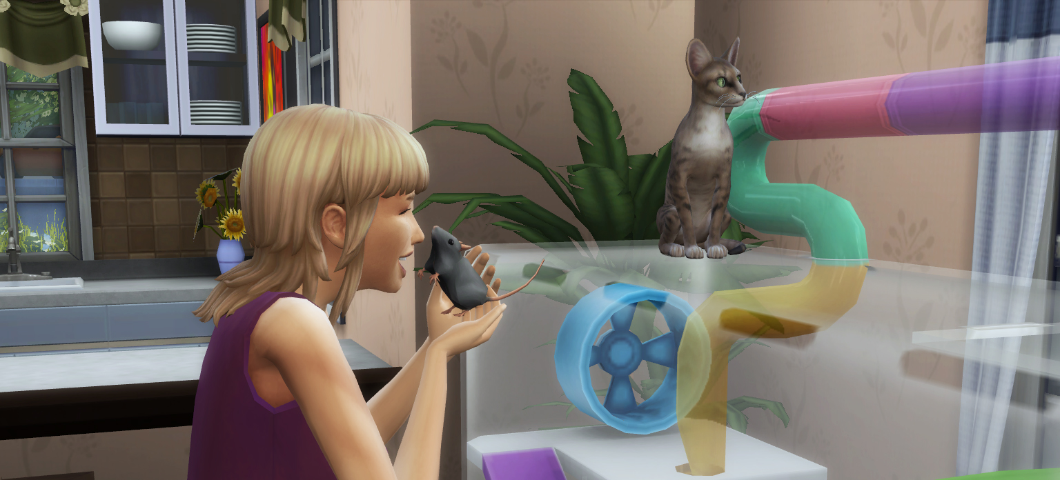 sims 4 my first pet