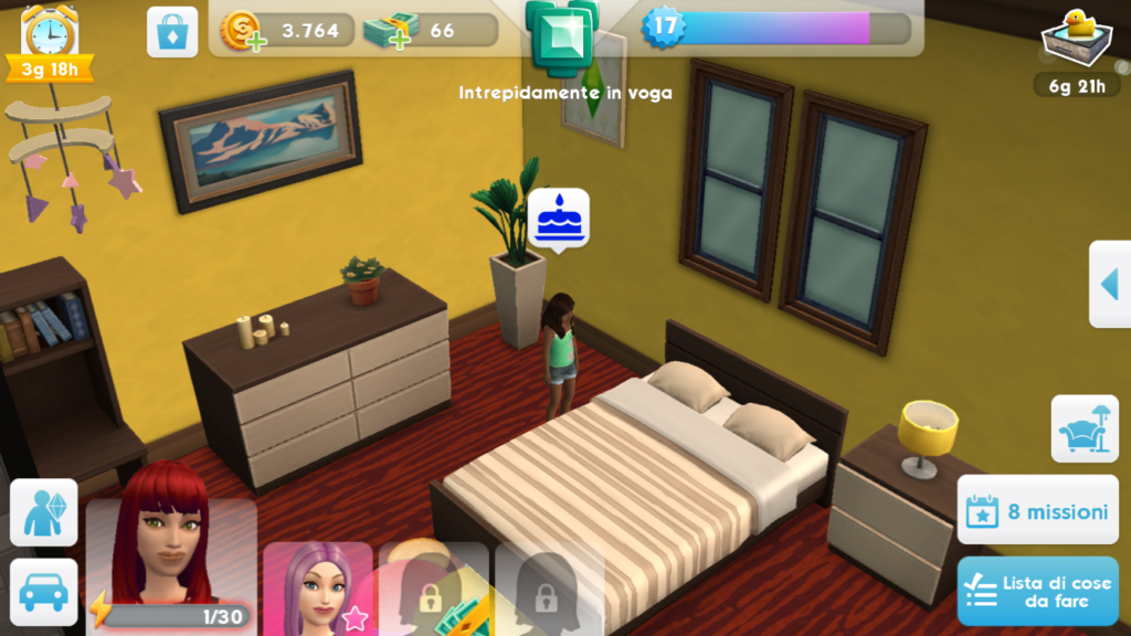 sims mobile child