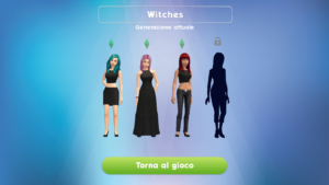 sims mobile family