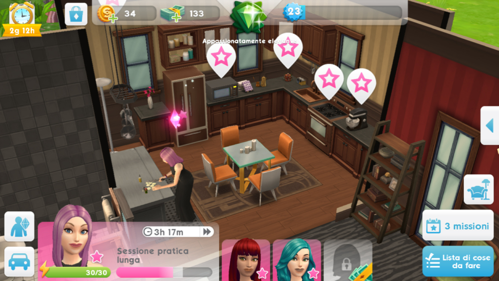 sims mobile cooking hobby