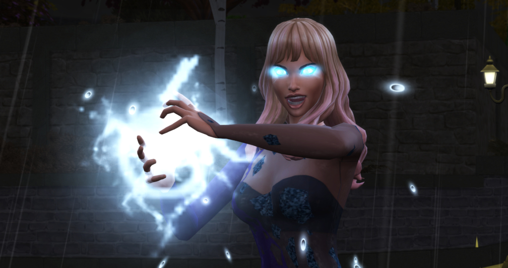 sims 4 supercharged