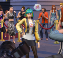 Sims Camp: Prime reazioni a The Sims 4 Nuove Stelle