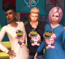 Presentiamo MOSCHINO X THE SIMS