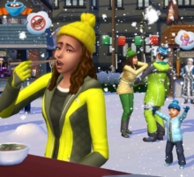 The Sims 4 Stagioni: Climate – parte 2